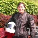 Gerardo Flores 2013 BMW F800GT