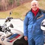 Glenn Strohm 2012 R1200GS Rallye