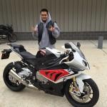 Leo Gamboa from Norfolk, VA at Bob's BMW.