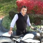 Ashkan Bahrani at Bob's BMW