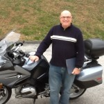 Denny Piper from Delaware with his 2014 BMW RT.