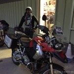 Happy new Bob's customer Melvin and his new 2011 R1200gs, welcome to the Bob's family!