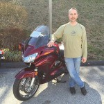 Michael Hughes from Severna Park at Bob's BMW.
