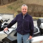 Thomas Bachman with his 2007 R1200RT from Darlington, Md