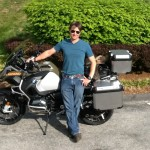 Christopher Davis with his 2015 R1200GS ADVENTURE from Chesterfield, Va
