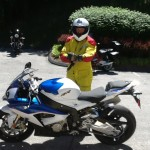 Peter Hartoft with his 2015 S1000RR from Annapolis, Md
