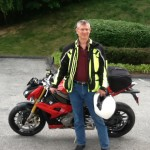 Vernon Stark with his 2015 S1000R from Columbia, Md