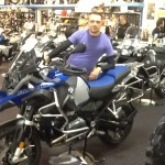 Alex Redington from Baltimore, MD from 2015 R1200GS Adventure