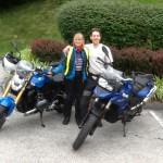 Jenny & Kenneth Stewart from Upper Marlboro, MD with their 2015 R1200R & 2015 F700GS
