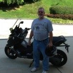 Brian Dadley with his 2014 C 600 Sport from Frederick, Md