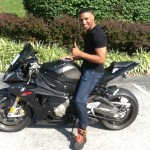 Anthony Montgomery with his 2011 S1000RR from Hollywood, MD.
