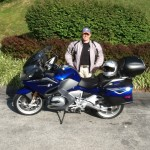 Kevin Frey with his 2015 R1200RT from Virginia Beach, VA