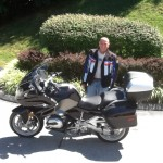 Pat Coughlin with his 2015 R1200RT from Alexandria VA