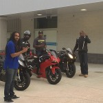 Calvin and his new S1000RR from Waldorf, MD