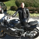 Stuart W with his 2015 K1300S