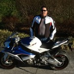 Richard W. with 2016 BMW S1000RR.