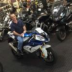 Greg Perticone at Bob's BMW