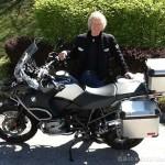 Ted Baird, 2013 R1200GS Adventure.