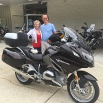 John and Kathy with their 2015 RT.