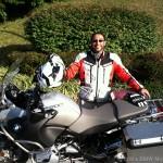 Erick P.,  2006 R1200GS Adventure.