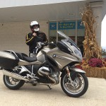 Enrico from Virginia and his new 2016 RT.