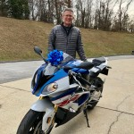 John and his 2018 BMW S1000RR.