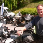 James Gavin 2013 BMW R1200GS(W)