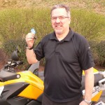 Joel Gladding 2008 BMW R1200GS Hannigan Dual Sport
