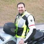 John Gonzales 2008 K1200GT