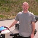 Jonathan Limes 2011 BMW F800R