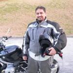 Kamran Shah 2012 R1200R