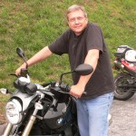Kenneth Haar 2013 BMW R1200R Annivarsary
