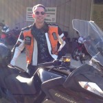 Kevin R., 2013 BMW R1200RT 90th Anniv