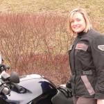 Laura Plunkett 2003 K1200GT