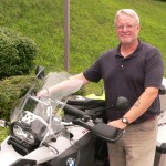 Mark Davies 2007 BMW R1200GS Adventure