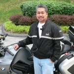 Mark Salvador  2008 BMW F800ST