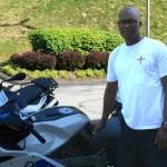 Michael Atsu Seade 2012  BMW K1300S HP