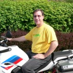 Michael Blumenfeld 2012 BMW R1200GS Rallye Edition