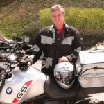 Michael Landis 2004 BMW R1150GS Adventure