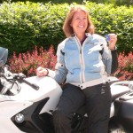 Nan Couleman 2013 BMW F800GT