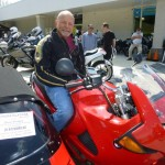 Dave Nyholm 2001 K1200RS w/ARMEC Sidecar