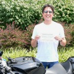 Robert Claure2008 BMW K1200S