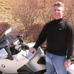 Robert Jensen 2007 BMW R1200RT