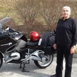 Roy Irvin 2014 BMW R1200RT(W)