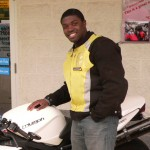 Ryan Shackleford 2012 Triumph Street Triple