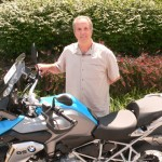 Scott Rosenberger 2013 BMW R1200GS(W)