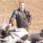 Stuart Williams 2007 K1200S