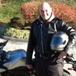 Brian White from  Frederick, Md with his 2011 Yamaha FZ1