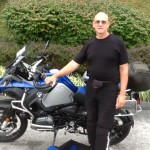 Bill Gawarkiewicz from Inwood, WV with his 2015 R1200GS Adventure