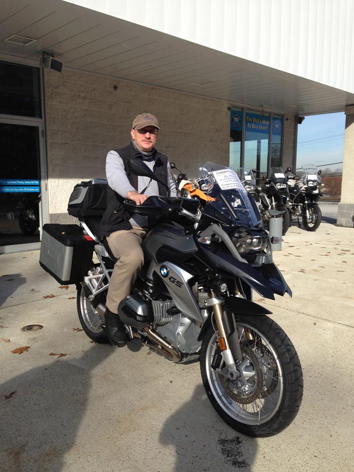 New Motorcycle Deliveries   Bob's BMW Motorcycles